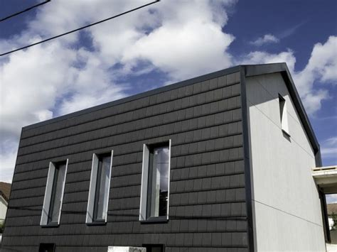 bardage tuiles pour redynamiser les facades dun pavillon
