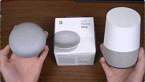 Google Home Mini Farbe : google home mini unboxing and setup youtube ~ Lizthompson.info Haus und Dekorationen