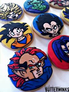 DragonBall Z Cookie Connection