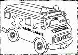 Ambulance Coloring Pages Vehicles Rescue Printable Building Truck Template Emergency Transportation Sheets Printables Clipart Dellosa Sketch Carson Draw Popular Templates sketch template