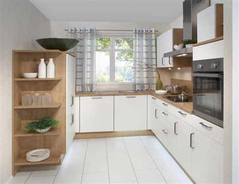 smart white matt white kitchen  kutchenhaus