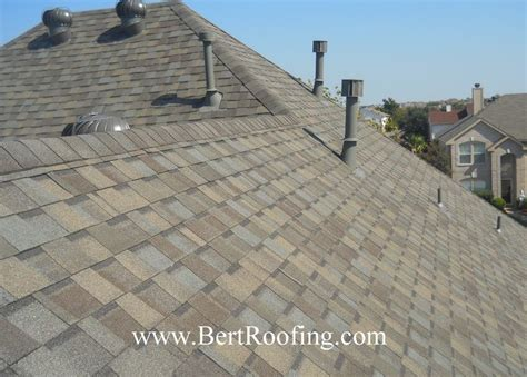 pin  bert roofing   certainteed roofs installed