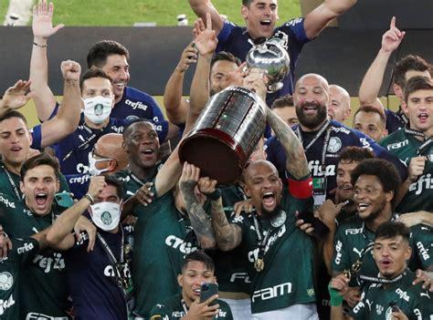Palmeiras le ganó a Santos en la última y se consagró ...