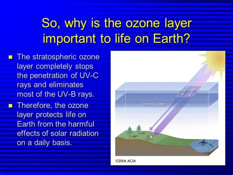 why is ozone an important form of oxygen the ozone layer what is it where is it ppt video