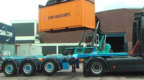 D Tec Düsseldorf by D Tec Containertrailers 2012