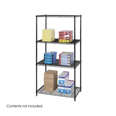 Industrial Wire Shelving 36 X 24 Safco Products