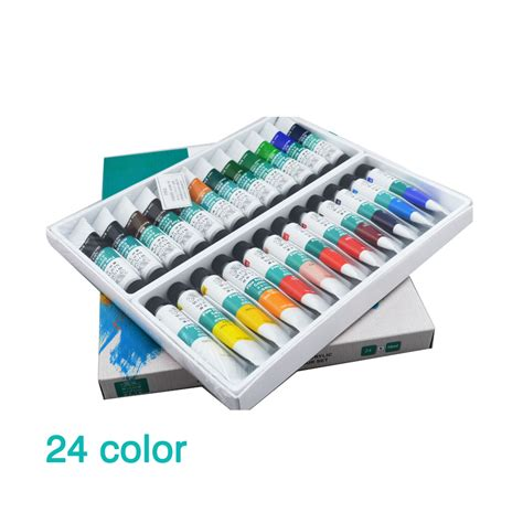 Acrylic Tubs For Sale by Sale 24colors Set Drawing Paint Acrylic Paint Set