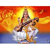 Goddess Saraswati Wallpaper #2