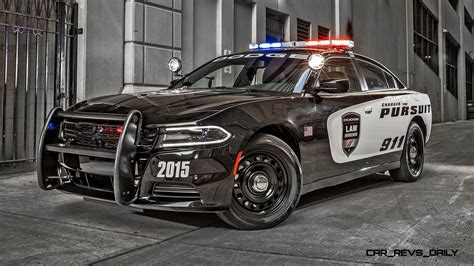 2018 Dodge Charger Pursuit Is Coolest Standard Issue