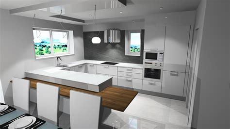 deco maison cuisine idée déco cuisine blanc
