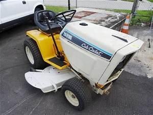 Cub Cadet 1210 Hydro Lawn Tractor W  Kohler 12 Hp Engine
