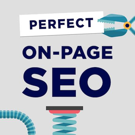 On Page Seo by On Page Seo Anatomy Of A Perfectly Optimized Page 2018