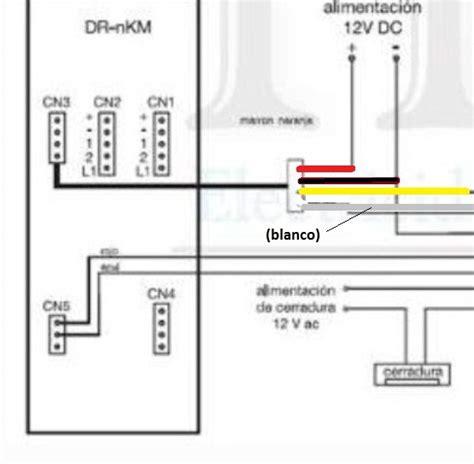 solucionado conexion portero commax 3 pulsadores yoreparo