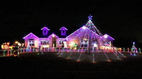 texas a m christmas lights christmas light displays attract crowds w video victoria