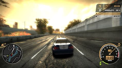 Need For Speed Most Wanted 2005 Widescreen Fix
