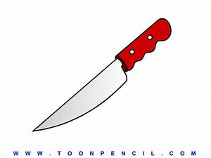 Cartoon Knife Drawing images