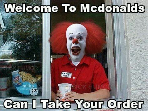 Funny Clown Memes - pennywise memes image memes at relatably com