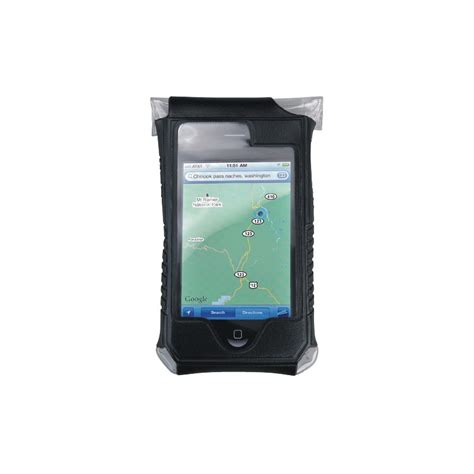 topeak i phone drybag housse 201 tanche iphone chez cyclable