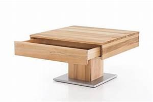 Couchtisch Kernbuche Massiv Quadratisch : li il woodlive massivholz couchtisch quadratisch aus kernbuche ~ Watch28wear.com Haus und Dekorationen
