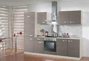 Küchenzeile 360 Cm Mit Elektrogeräten : k chenzeile mit e ger ten vigo breite 210 cm otto ~ Bigdaddyawards.com Haus und Dekorationen