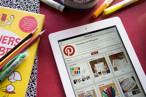 "Pinterest Targets Casual Visitors With New ""pinterest For Teachers"" Site, May Add More Content"