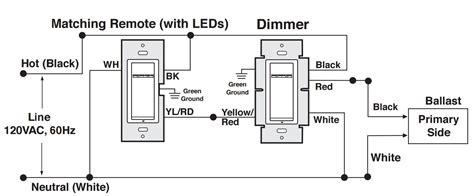 leviton   dimmer switch wiring diagram  wiring