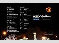 Fixtures Manchester United Wallpaper