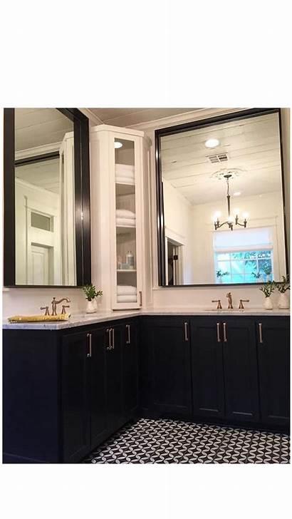 Bathroom Gaines Joanna Bathrooms Master Joanne Bath