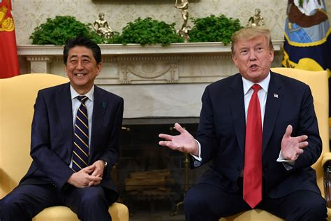 Trump Japan visit to focus on personal ties, not substance ...