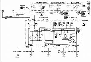 1988 S10 Wiring Diagram Gauges