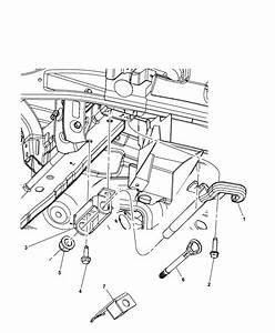 2017 Jeep Grand Cherokee Tow Hooks  Front