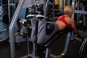 Lying Leg Curls Exercise Guide and Video