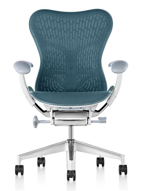 herman miller mirra 174 2 chair executive turquoise gr shop