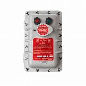 Scully Overfill Prevention Control Unit  St