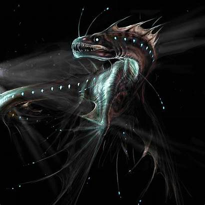 Abyss Ipad Wallpapers Cool Desktop Iphone Dragon