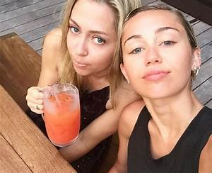 Miley Cyrus and her sis Brandi celebrate their holiday ...