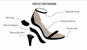 With A High Heel That Converts Into A Flat In Five Seconds
