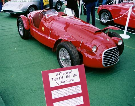Founded by enzo ferrari in 1939 out of the alfa romeo race division as auto avio costruzioni. Airplane Life: The Very First Ferrari Ever Built