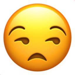 Unamused Face Emoji (u+1f612