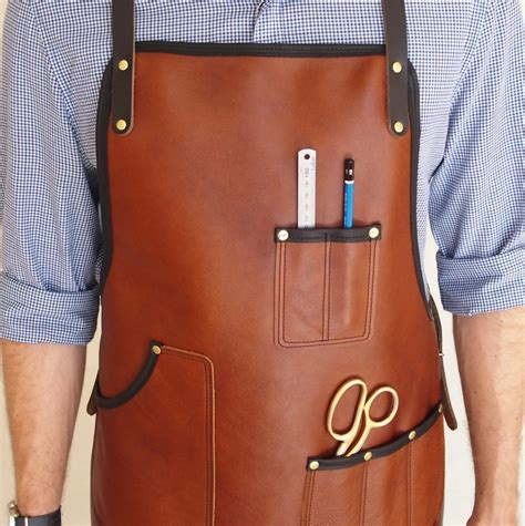 collins barber chairs studio bt handcrafted leather aprons cutthroat journal