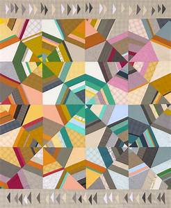 Octagon Shimmer Designer Pattern: Robert Kaufman Fabric ...