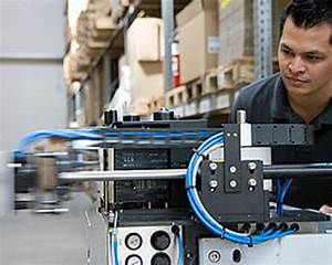 Etikettiermaschinen Und Etikettenspender
