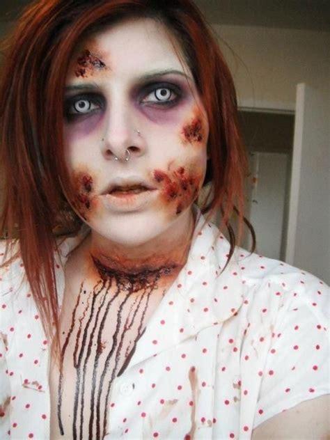 zombie makeup fun eye