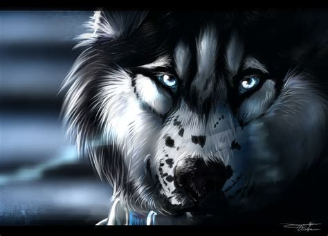 Wolf Anime Wallpapers - anime wolf wallpapers wallpapersafari
