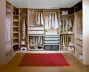 Chambre Dressing : 20 id es et astuces pour votre am nagement placard ~ Voncanada.com Idées de Décoration