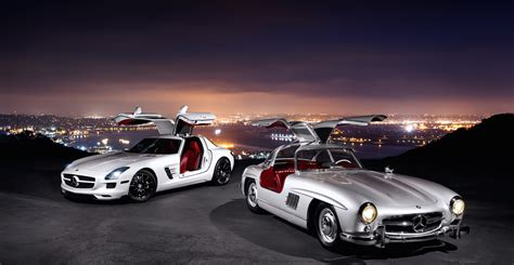 New Mercedes Gullwing by New Or Mercedes Gullwing