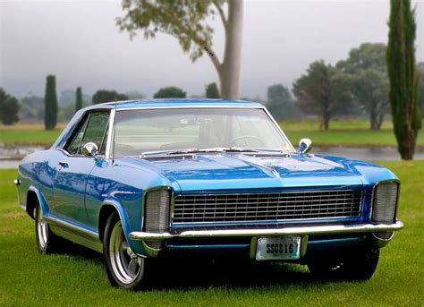 Buick Riviera 65 by 65 Buick Riviera Car