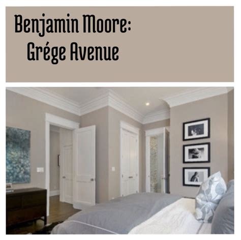 benjamin grge avenue beautiful neutral wall color