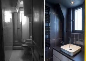 Renovation d39un appartement 3 pieces par un architecte d for Salle de bain design avec tarif décorateur d intérieur rouen