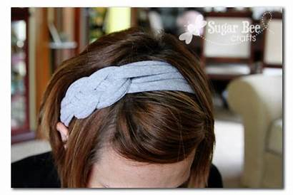 Headband Shirt Headbands Knotted Yarn Tshirt Tshirts
